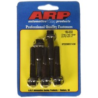 ARP 1303202 Water Pump Bolt Kit, Hex Style, Chrome Moly Steel With Black Oxide..