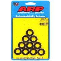 """ARP 200-8537 Black 12mm ID x 7/8"""" OD Washer - 10 Piece"""