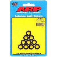 """ARP 200-8584 Black 5/16""""' ID x .550"""" OD Washer - 10 Piece"""