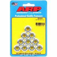 "ARP 200-8650 3/8""-24 Hex Nut - 10 Piece"