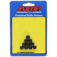 "ARP 301-8340 1/4""-20 12-Point Nut - 10 Piece"