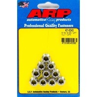 ARP 401-8343 Nut Kit (5/16-18 SS 12pt nut)
