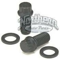 ARP 434-3101 12-Point Stainless Steel Motor Mount Bolt Kit for Chevy LS1/LS2