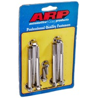 ARP 434-3201 6-Point Stainless Steel Water Pump and Thermostat Housing Bolt Ki..