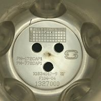 "American Racing Wheel Center Cap 3.27"" OD Push Thru Chrome 3.75"" Tall 1327000S"