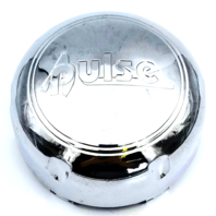 Pulse Chrome Custom Wheel Center Cap Caps C-096-4 S1050-P61 7.0