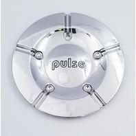Pulse Aftermarket Chrome Wheel Center Cap 581L154 S512-17