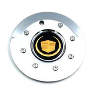 Forte for Cadillac Wheel F29 Fatboy Chrome Wheel Center Cap Part#: MT29-11