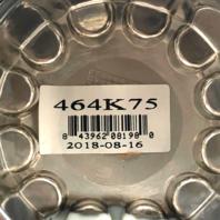 """KMC XD Series Wheel Center Hub Cap 2.95"""" Chrome Snap In for XD779 786 795 464K75"""