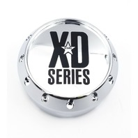 KMC XD Series Chrome 8 Lug Center Cap XD779 XD786 XD795 464K131-2