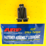 "Set 3 ARP Camshaft Gear Bolt Kit 8mm x 1.25"" 12 Pt Head Sm Block GM LS1 Series"