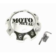 Moto Metal 976 Wheel Center Cap Chrome 8 Lug MO989C05