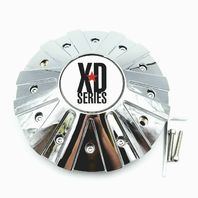 KMC XD Series Chrome Wheel Center Cap fits XD778 Monster Part # 846L215