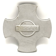 "Nissan Altima 2000-2001 OEM 16"" Silver Wheel Center Cap Part# 40343-0Z900"