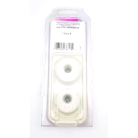 McGard 78713 Stainless Steel Cragar Center Hole Mag Washer Pack of 10