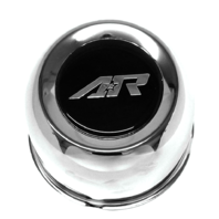 "American Racing Steel Chrome Center Cap Push-Thru 4.25"" Short for 5x5.5 6x5.5"