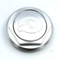 Quantum Tek Silver Wheel Center Cap P/N # S12K76