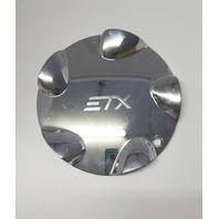 ETX Aftermarket Chrome Wheel Center Cap Part# CAP-216