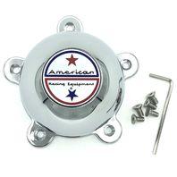 "American Racing Torq Thrust Wheel Center Cap Old Style w/Twin Star Logo 2-1/8"""