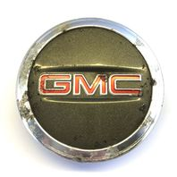 "GMC Arcadia Wheel Center Hub Cap 2010-2016 Gray 2-9/16"" OEM 9595010"