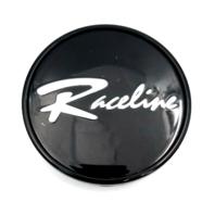 Raceline Gloss Black Center Wheel Cap 311125 S905-26-21