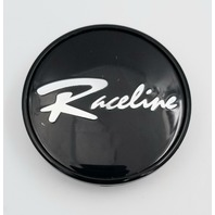 Raceline Gloss Black Center Wheel Cap 311125 S905-26-21