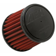 """AEM 21-2031D-HK Universal DryFlow Clamp-On Air Filter: Round Tapered; 3"""" F.."""