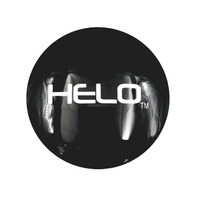Helo Matte Black Center Cap Logo/Sticker for 5 Lug & 6x5.5 for HE878 3.28''
