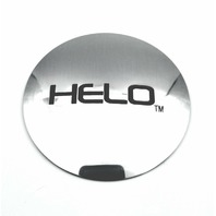 "Helo Chrome Center Cap Replacement Logo/Sticker for HE878 5x135&6x135 3.29"" Dia"