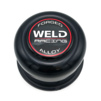 "Weld Racing 5 Lug Center Cap For RT Pro Star Draglite Wheels 3.16"" OD P605-5073B"