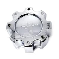 Helo 835 Chrome 8 Lug Wheel Center Hub Cap fits HE835 HE835B8165-AA 835B8165AA
