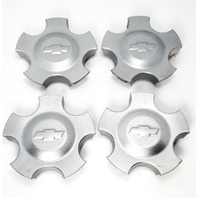 Set of 4 Chevy Impala OEM Silver 2004-2013 Wheel Center Cap Part number 9596356