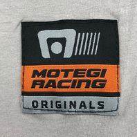 Motegi Racing Originals T Shirt Gray Size 3XL by Wheel Pros