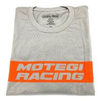 Motegi Racing Originals T Shirt Gray Size 3XL by Wheel Pros