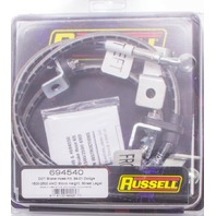 Russell 694540 Stainless Brake Line Kit Dodge Fullsize Truck 1994-99