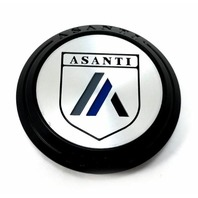 Asanti Forged Floater Chrome Center Cap Fits AF C/X FS OTL Five/Deep Axis Series