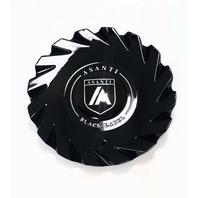 Asanti Gloss Black Wheel Center Cap for ABL18 Black Label 28x10 6x135 6x5.5
