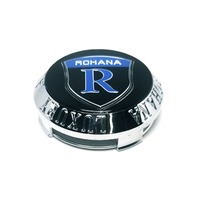Rohana Wheel Center Cap Fits All RC Series and Styles of Wheel