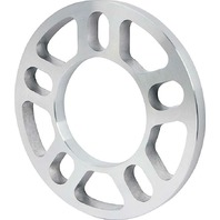 "Allstar Performance Wheel Spacer 5x4.5 / 4.75 / 5.00 Bolt Pattern 1/2"" Thick A.."