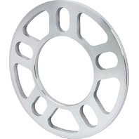 "Allstar Performance Wheel Spacer 5x4.5 / 4.75 / 5.00 Bolt Pattern 1/4"" Thick A.."