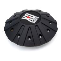 KMC XD Series Matte Black Center Cap Fits All XD778 Monster Wheels P/N 846L215B