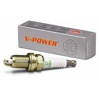 NGK (6427) BPR6EY V-Power Spark Plug, Pack of 1