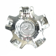 ZINIK Luxury Alloy Chrome Sofin Wheel Center Hub Cap CAP M-346 Z27