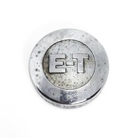 E-T Wheels Chrome Plated Wheel Center Cap Part # 4021