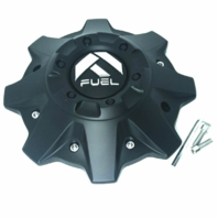 Fuel Wheel 8 LUG Matte Black Wheel Center Cap 1002-53MB CAPM-447
