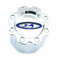 Moto Metal Chrome Snap In Wheel Center Cap for 5 Lug 6 Lug 950 951 P/N 353K83