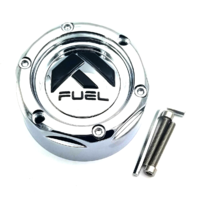 """Fuel Forged Chrome Center Cap for 20""""-28"""" 5/6/8/10 Lug FF01-FF12 Style Wheels"""