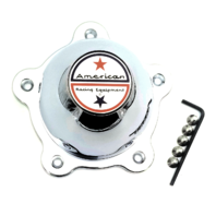American Racing Torq Thrust Wheel Center Cap Old Style Twin Star Logo 1055001