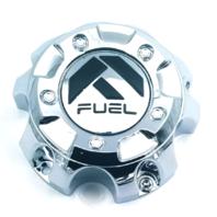 Fuel Wheel Chrome 5 Lug Center Hub Cap 5x135 5x5.5 1001-61