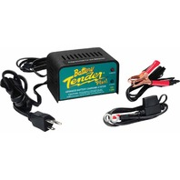 Battery Tender Plus 12V Battery Charger 1.25Amp 4 Step Charging Program